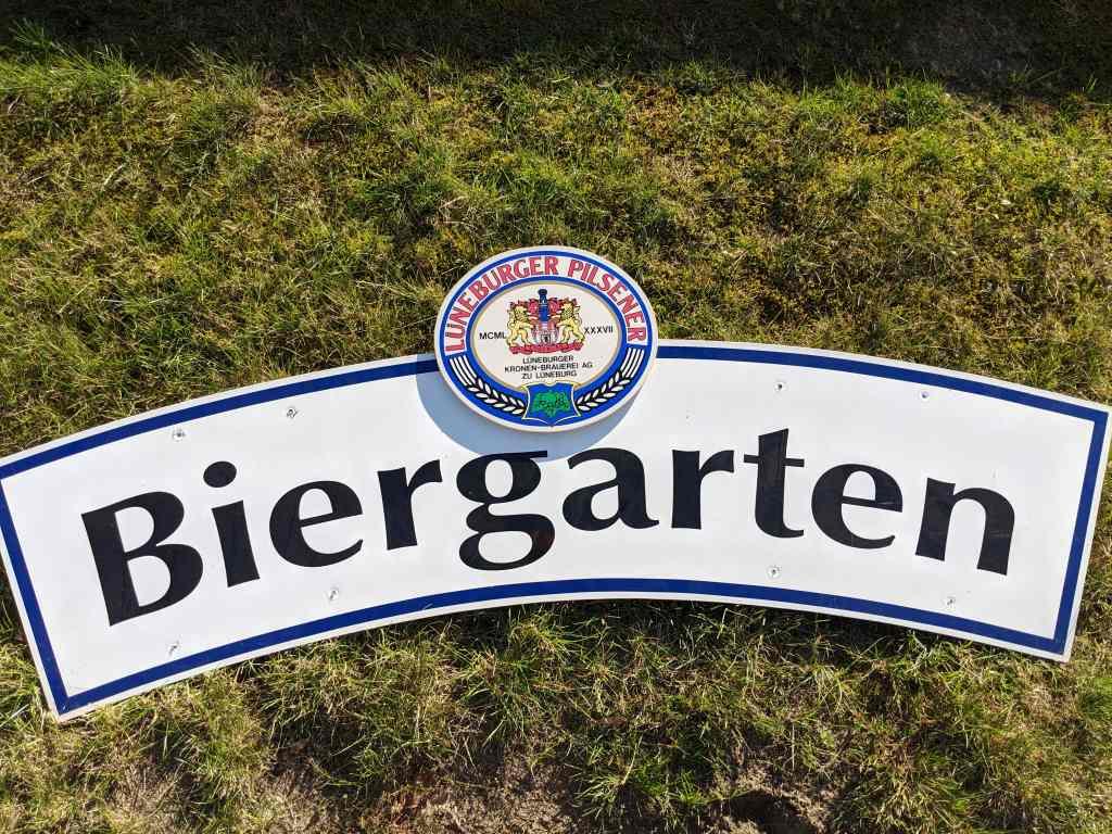 biergartenschild_lueneburger_pilsener