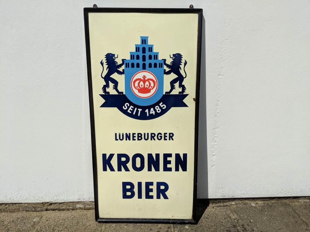 emailleschild_lueneburger_kronen_bier