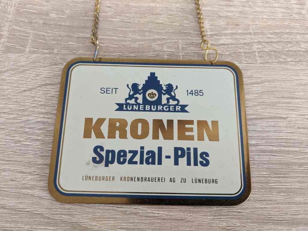 zapfhahnschild_lueneburger_kronen_spezial_pils