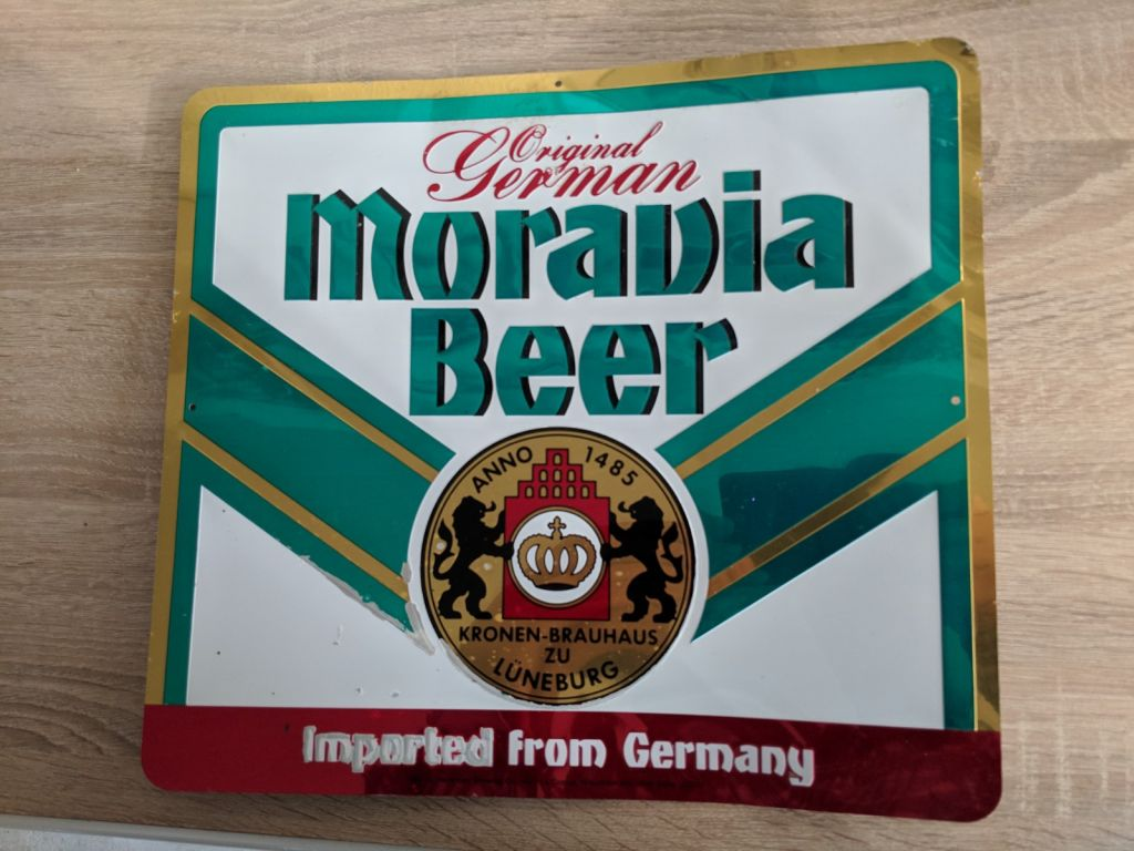 blechschild_moravia_beer_usa