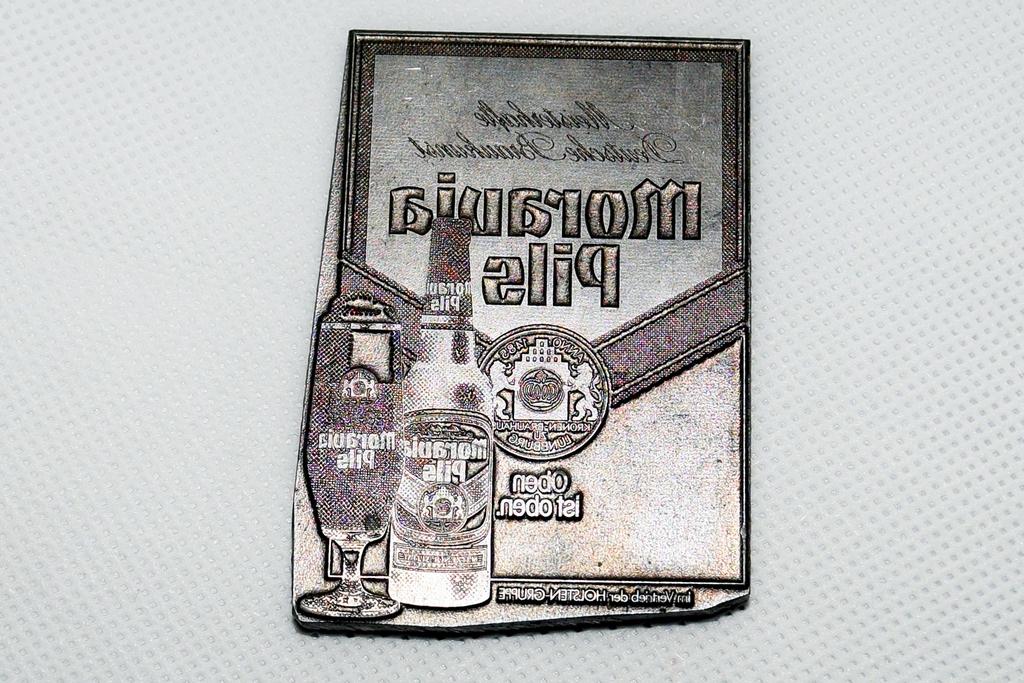 moravia-pils-druckplatte