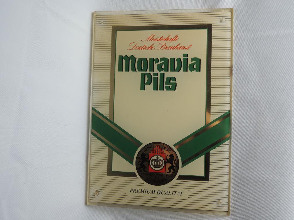 moravia-pils-kunststoffschild