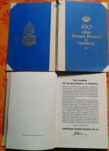 450 Jahre Kronen-Brauerei zu Lüneburg, Gertrud Möllering, 1935