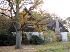 Ein geschichtsträchtiger Ort: Die sogenannte Möllering-Villa.